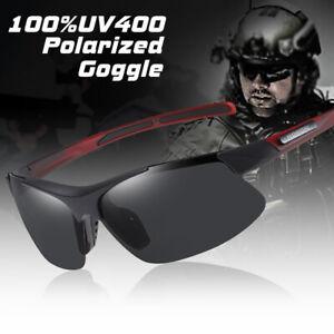 Polarized Photochromic Cycling Glasses Discoloration Bike Goggles Sports Eyewear
