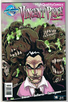 VINCENT PRICE #18, NM, Horror, BlueWater, Indy, 2008, more VP in store