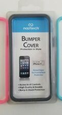 Naztech Apple Bumper Cover for Apple iPhone 5 / 5S / SE - All Colors & Brand New