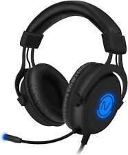 Computer Headset Noise Cancelling Headphones with Microphone for Laptop Gamer