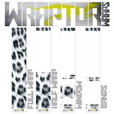 Archery Arrow Wraps - Wraptor Wraps HD Snow Leopard Animal Print - 13pk