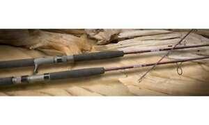 """St Croix MJJS66MMF 6' 6"""" 1-Piece Medium Mojo Jig Spinning Rod"""