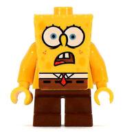 NEW LEGO SHOCKED SPONGEBOB SQUAREPANTS MINIFIG minifigure 4981 chum bucket