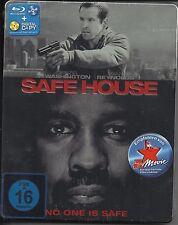Safe House Blu-ray SteelBook