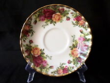 Royal Albert. Old Country Roses. Saucer. Made In England. Original Piece.