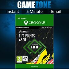 Xbox One FIFA 20 Ultimate Team - 4600 FIFA Points Code - Worldwide
