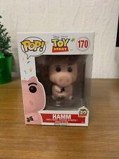 Funko Pop Disney Toy Story Hamm #170