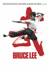 Bruce Lee Martial Arts Giant Poster - A0 A1 A2 A3 A4 Sizes