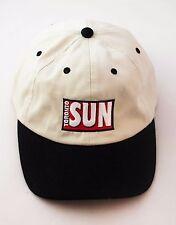 Toronto Sun Newspaper AJM  Baseball Cap Sports Hat Adult One Size Adjusts