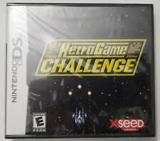 Retro Game Challenge (Nintendo DS, 2009) New and Sealed