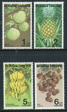 Thailand 1979 Fruit Set Scott # 881-84 Mint Non Hinged Y593 ��������