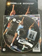 Les Mills Body step 81 Instructor CD & Choreography Notes