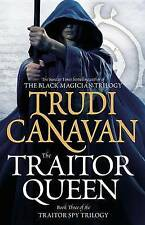The Traitor Queen by Trudi Canavan (2013) #3 Traitor Spy trilogy Large PB