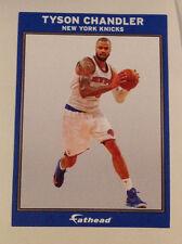 "Tyson Chandler Fathead Ad Panel 6""x4"" Knicks Nba Vinyl Wall Graphics Sign Decal"