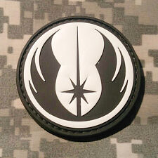 STAR WARS JEDI ORDER MASTER OLD REPUBLIC PVC Patch Hook Badge Insignia Patch