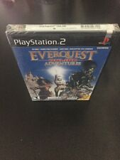EVERQUEST ONLINE ADVENTURES PS2, PLAYSTATION 2 VIDEO GAME NEW