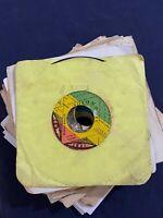 "Reggae Dancehall Jamaica JA 80s Roots 45s 1980s 7""45 Bulk Job Lot x20 VG"