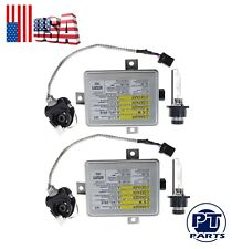 2 Set For Acura TL TL-S TSX FACTORY XENON HID HEADLIGHT BALLAST & IGNITER & BULB