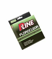P-Line Floroclear Mist Green Fishing (Filler Spool) 12-Pound