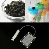 Tools Caviar Box Strainer With Tube gadgets kitchen tool* Maker Molecular