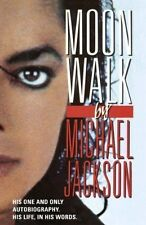 Moonwalk by Michael Jackson (New Paperback Book)