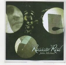 (FO890) Russian Red, John Michael - 2014 DJ CD
