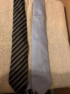 mens ties used