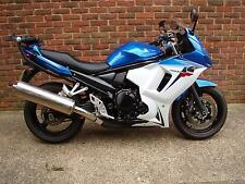 2014 - Suzuki GSX650 656cc F ABS Supersport F