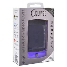 Eclipse 2.8V 4GB MP3 USB 2.0 Touchscreen Music/Video Player Camera 2.8 LCD PL