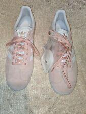Adidas Mens Gazelle  Original size 11 pink suede