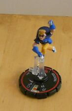 HERO CLIX - DC COLLATERAL DAMAGE  - TRICKSTER - FIGURE  #15 -  NO CARD   VETERAN