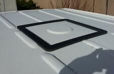 """Sprinter NCV3 or VS30 (2007 - present) Roof Vent Adapter for 14"""" x 14"""" opening"""