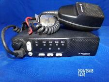 Motorola M1225 UHF 40 Watt 4 Channel Mobile Radio