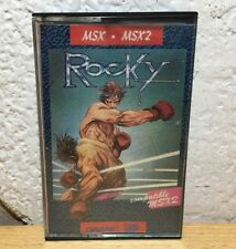 Rocky // msx dinamic // ESP version.