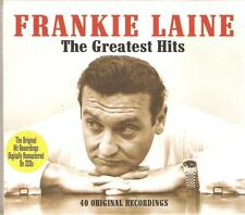 FRANKIE LAINE THE GREATEST HITS - 2 CD BOX SET