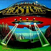 1 CENT CD Don't Look Back - Boston
