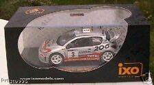 PEUGEOT 206 WRC 2002 WINNER RALLYE CATALOGNE IXO 1/43