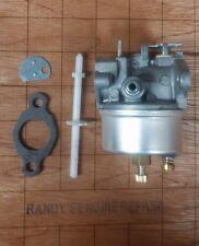 Genuine Tecumseh carburetor 632371, 632371A select HSK70 H70 snowblower