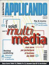 APPLICANDO LA RIVISTA PER MACINTOSH APPLE n.129 APRILE 1996