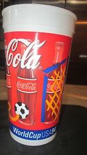 WORLD CUP-SOCCER 1994 IN FOXBORO,MA.-USA- JUNE/JULY 1994 COMMEMORATIVE LOGO CUP