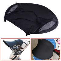 Anti-UV Sonnenschirm Sonnenschutz Kinderwagen Baby Kap Universal Autositz