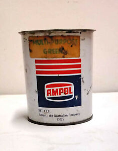 Ampol Grease Original Can 1 lb