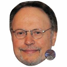 Billy Crystal Celebrity Mask, Card Face and Fancy Dress Mask