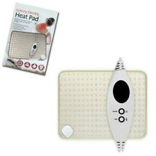 Medital Luxury Electric Heat Pad For Stomach Back PMS Arthritis Pain Relief NEW