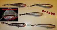THE DRAGON SHAD DEMON - THE ULTIMATE IN LINE CATFISH FLOAT -  SANTEE COOPER RIG
