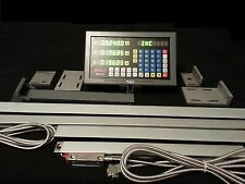 DRO Digital readout DRO kit for Mill Lathe Grinder EDM  3-axis Display 3-scales