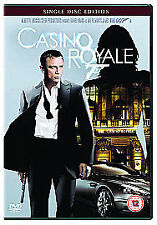 Casino Royale (DVD, 2007) New & Sealed