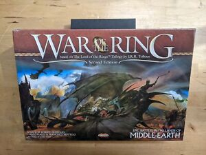 War of the Ring 2nd Edition Board Game (Slightly Damaged)