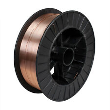 Copper Coated Mild Steel Mig Wire for 0.8mm 15kg Coil SG2 - Next Working Day Del
