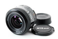 Nikon AF Nikkor 35mm f/2 35mm SLR Digital Camera Lens Auto focus MF Manual Good